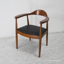 Silla de cena de madera clásica de alta calidad de los muebles del diseño del hogar