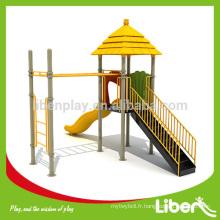 Aire de jeux impressionnante commerciale pour enfants LE.X4.310.192.00