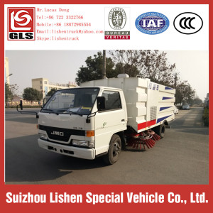 JMC Street Sweeper Road Cleaning Truck