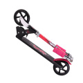 125mm rubber wheel kick scooter