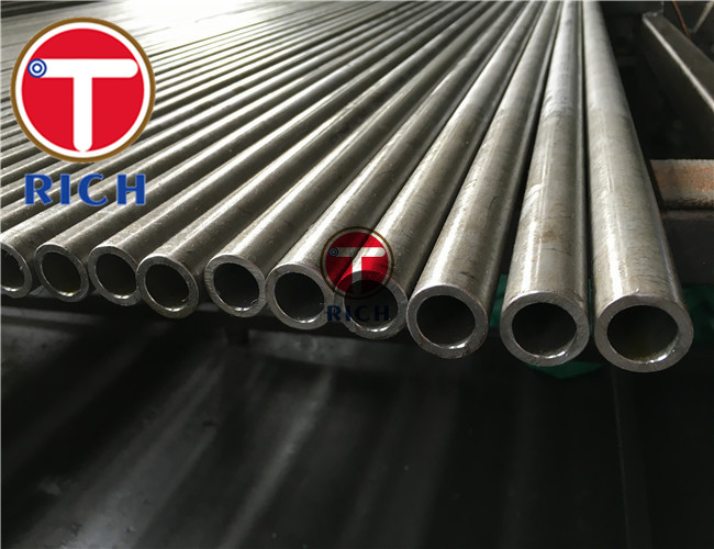 Hot-Rolled Seamless Steel Tube For Liquid Transportation