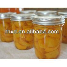 консервированные персики половинки слив в сиропе вес