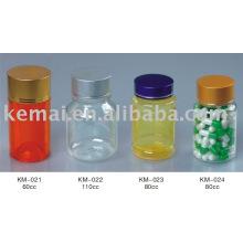 PET bottle for capsules