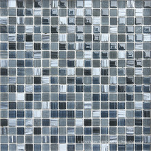 Latest New Design for Ceramic Mix Marble Crystal Mosaic