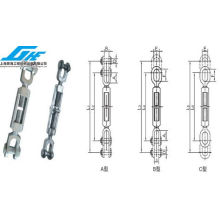 Turnbuckles & Rigging Screws for Lifting, Holding and Tensioning