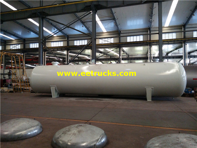 10000 Gallons Anhydrous Ammonia Tanks