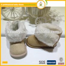 Nouvelle vente chaude de haute qualité jolie bébé bottes de neige pour bébé 2015