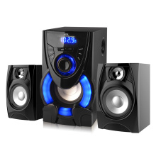 2.1 altavoz de la computadora bluetooth super woofer