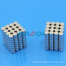 D12X5mm imán radial pesado del smco del cobalto del samario de China