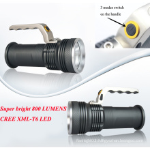 CREE Xml-T6 LED Search Flashlight Torch