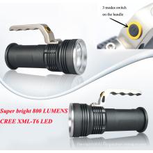 CREE Xml-T6 светодиодный фонарик поиска