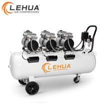 Compresseur d'air silencieux médical de 3 moteurs 71kg 1400R.PM