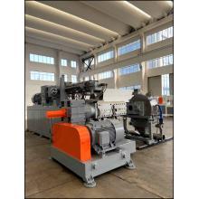WPC Co-Rotating Twin Screw  Pelletizing Granulating Line