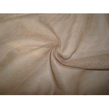 Tissu fonctionnel fibre argenté Anti Emf