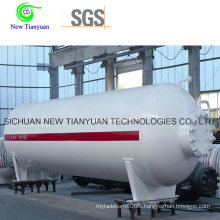 Cryogenic Liquid Medium Tank Container Semi Trailer