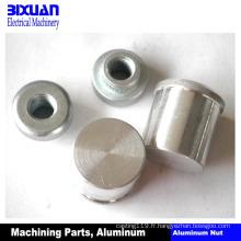 Pièce en aluminium de usinage de pièce de usinage de pièces en aluminium - 5