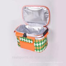 Оптовые Пляж Холодный Мешок Торт Мешок Охладителя Обеда