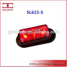 Amber Dash / parrilla luces Auto Led estroboscópica headlights(SL623-S)