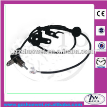 Excellent Auto Parts ABS Wheel Speed Sensor for Mazda 323 BJ B25D-43-71Y / B25D-43-72Y / B25D-43-71YB / B25D-43-72YB
