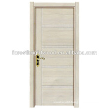 2015 New Product Popular Design Interior Melamine Flush Door