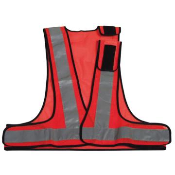 Tear-off Traffic Hi Vis Reflective Vest (DFV1043)