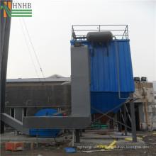 Collecteur de poudre de poussière de sac de jet d'impulsion de Chine HaiNa