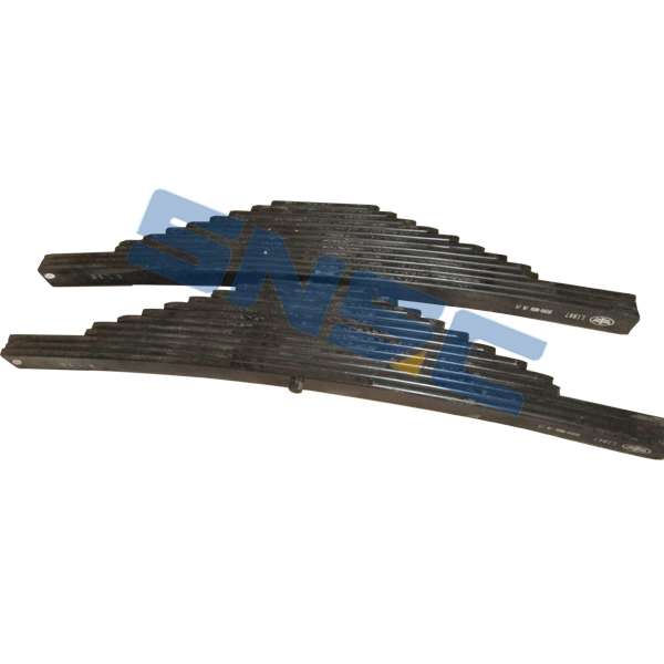 2912010-D603U Rear leaf spring assembly (12 pieces)