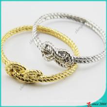 Bracelet de breloques en alliage or / argent pour fille bijoux