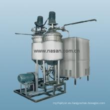 Equipo de extracción por microondas Shanghai Nasan