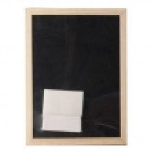 High quality fashion design practical wood frame blackboard