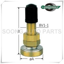 Grandes valves sans chambre d'alésage de valve de pneu de SP4, valve de tube