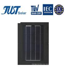 Teja solar de 20W para diseño de sistema solar de techo