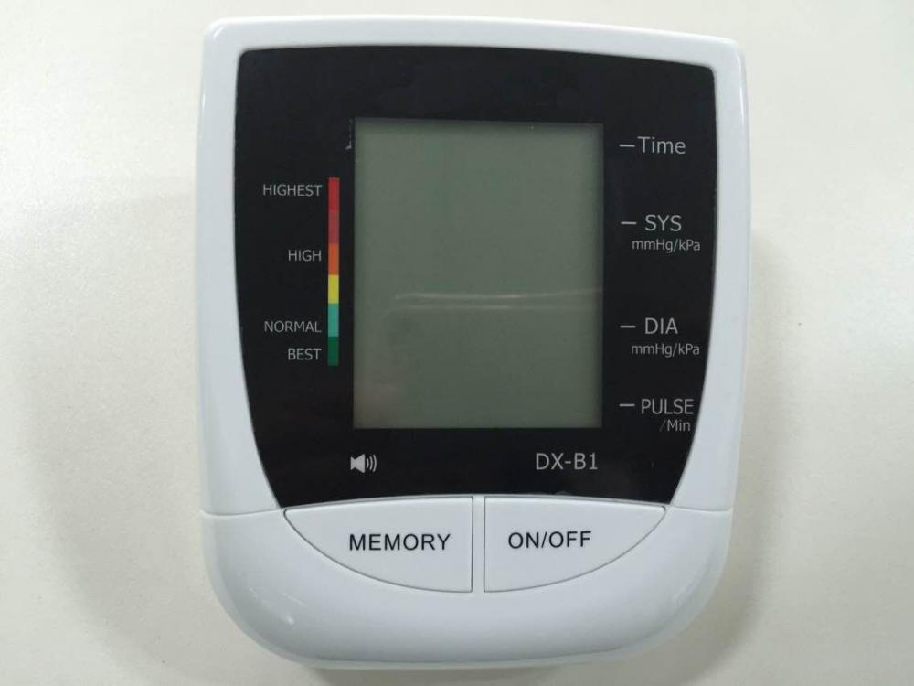 I-Upper Arm Medical Electronic Blood Pressure Monitor