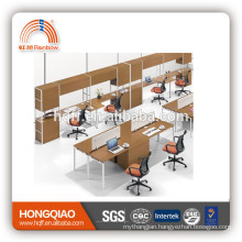 (MFC)PT-09 office table high quality metal and wood workstation