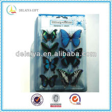 Красочные и высокое качество 3D наклейки для бабочка