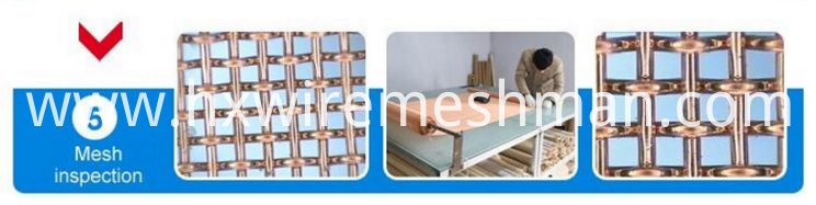 manufacturer of woven copper wire mesh