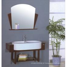 Mobília do armário de banheiro do MDF (B-232)
