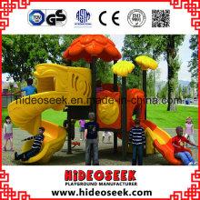 New En1176 Amusement Park Outdoor Playground Equipment