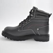 Schwarze Goodyear ASTM amerikanische Sicherheitsschuhe Ufc015