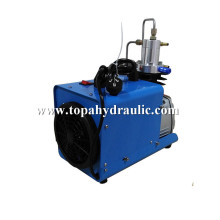 factory customized for Air Compressor Cheap pcp electric 300 bar air pump supply to Tonga Supplier
