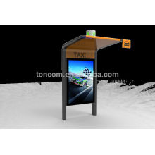 YZP-7 outdoor shelter booth for taxi