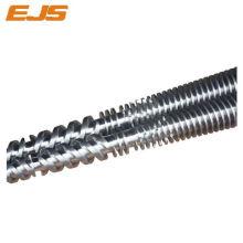 80 156 Extrusion Maschine Bimetall konische Doppelschnecken und Fass