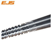 baril et 80 156 extrusion machine bimétalliques conique deux hélices