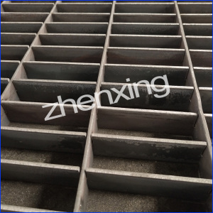 Low Carbon Plug Steel Grating