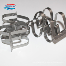 stainless steel SS304 SS316L Metal super raschig ring for chemical tower packing