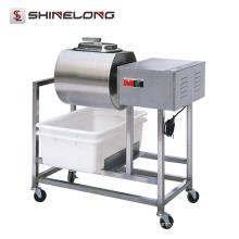 2017 mejores ventas Shine largo vacío de pollo Marinating máquina