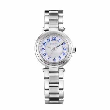 2017 New Design Full Stainless Steel, Lady Solar Watch.
