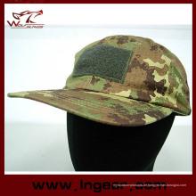 Militärische taktische Baumwolle Baseball Sport Kappe und Hut maßgeschneiderte Outdoor-Sport Cap