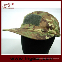 Casquillo de los deportes al aire libre modificado para requisitos particulares Sport de algodón táctico militar gorra y sombrero