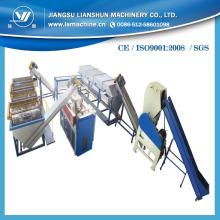 Film chaud vente PE concassage et recyclage de Machine à laver